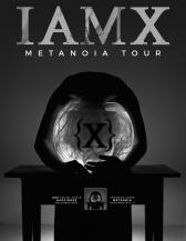 Перенос концерта IAMX в клуб A2